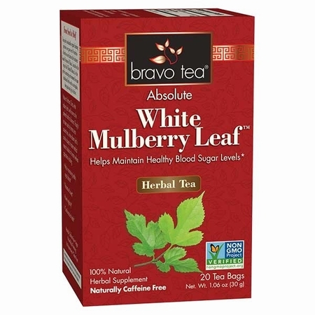 Image of Absolute White Mulberry Leaf Tea