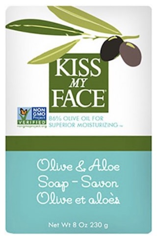 Image of Bar Soap Olive & Aloe