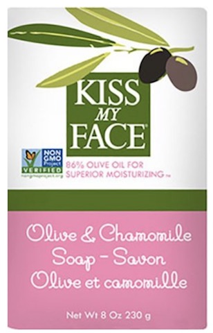 Image of Bar Soap Olive & Chamomile
