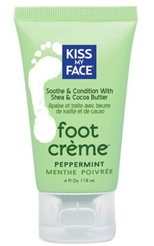 Image of Foot Creme Peppermint