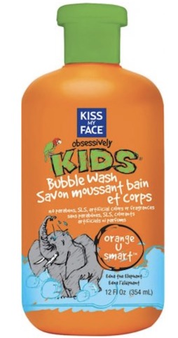 Image of Kids Orange U Smart Bubble Wash