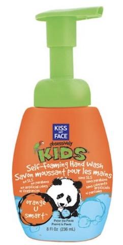 Image of Kids Orange U Smart Self-Foaming Hand Wash