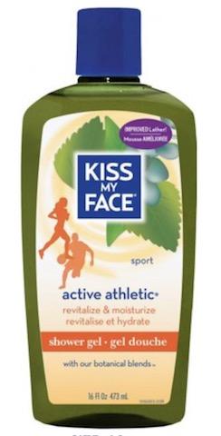Image of Shower Gel Active Athletic