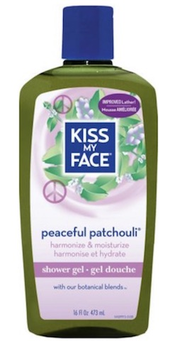 Image of Shower Gel Peaceful Patchouli