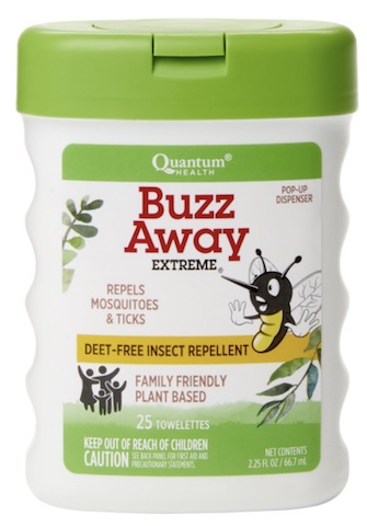 Image of Buzz Away Extreme Towelette