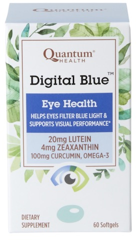 Image of Digital Blue Eye Health