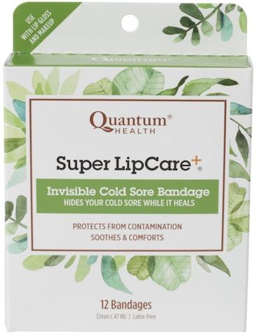 Image of Super LipCare+ Invisible Cold Sore Bandage