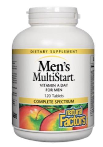 Image of MultiStart Men's Multivitamin