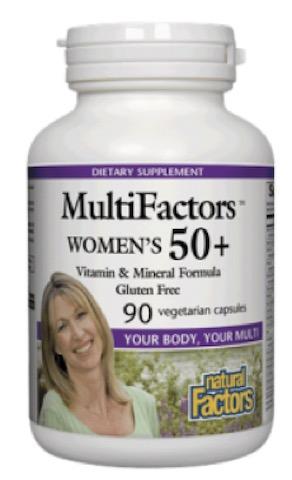 Image of MultiFactors Women's 50+