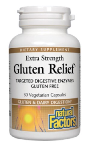 Image of Gluten Relief Extra Strength