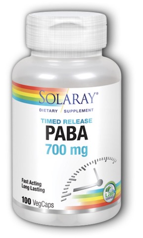 Image of PABA 700 mg Timed Release