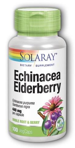 Image of Echinacea Elderberry 220/220 mg