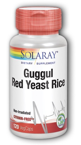 Image of Guggul & Red Yeast Rice 150/200 mg