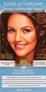 Image of 5R Rich Copper Brown Permanent Hair Dye