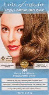 Image of 6N Natural Dark Blonde Permanent Hair Dye