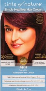 Image of 4RR Earth Red Permanent Hair Dye