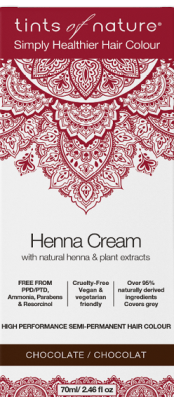 Image of Henna Cream Chocolate
