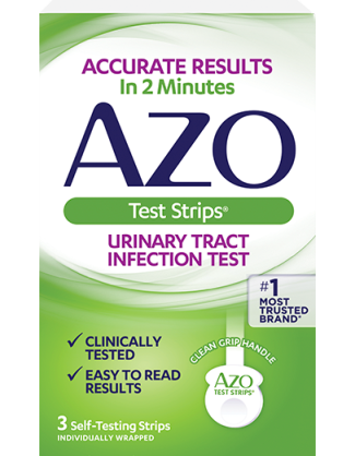 Image of AZO Test Strips for UTI