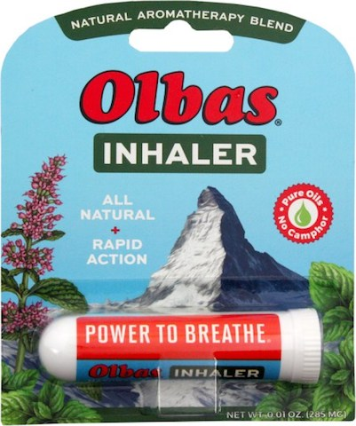 Image of Olbas Inhaler