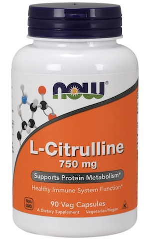 Image of L-Citrulline 750 mg