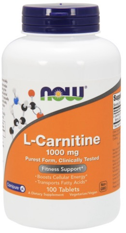 Image of L-Carnitine 1000 mg Tablet