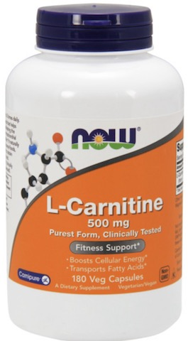 Image of L-Carnitine 500 mg Capsule