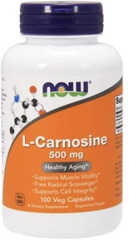 Image of L-Carnosine 500 mg