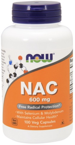 Image of NAC 600 mg