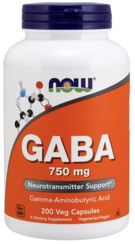 Image of GABA 750 mg Capsule