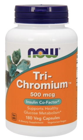 Image of Tri-Chromium 500 mcg with Cinnamon