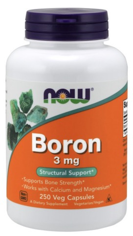 Image of Boron 3 mg