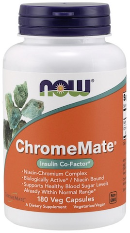 Image of ChromeMate 200 mcg
