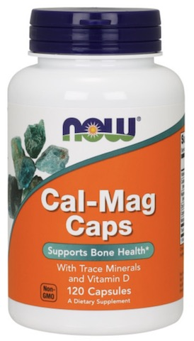 Image of Cal-Mag Caps with Trace Minerals & Vitamin D