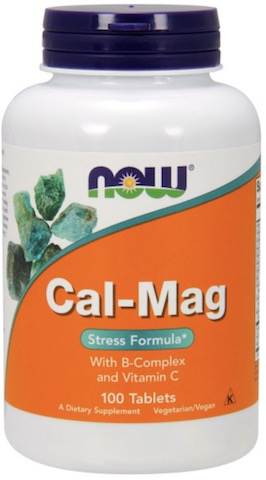 Image of Cal-Mag Stress Formula with B Complex & Vitamin C