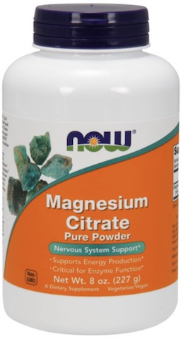 Image of Magnesium Citrate Powder