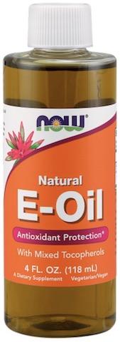 Image of E-Oil Mixed Tocopherols Liquid