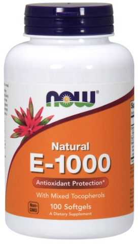 Image of E-1000 Mixed Tocopherols