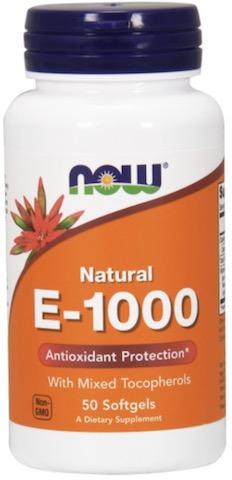 Image of E-1000 Mixed Tocopherols