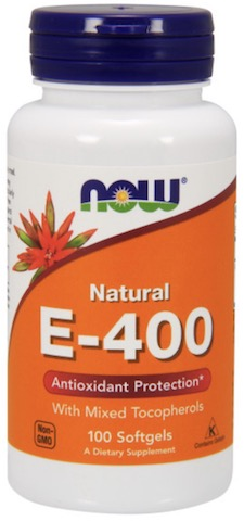 Image of E-400 Mixed Tocopherols