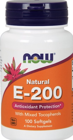 Image of E-200 Mixed Tocopherols