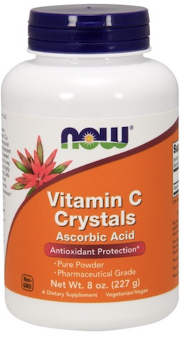Image of Vitamin C Crystals Ascorbic Acid Powder