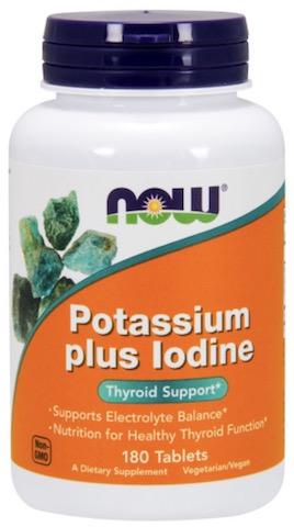 Image of Potassium plus Iodine 99 mg/225 mcg
