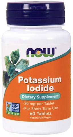 Image of Potassium Iodide 30 mg