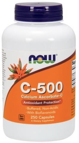 Image of C-500 Calcium Ascorbate C Capsule