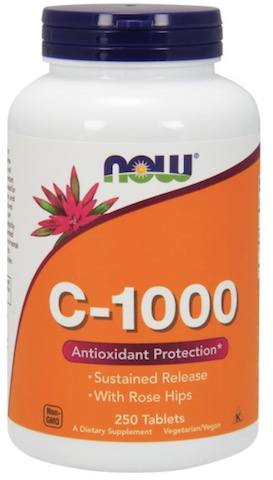 Image of C-1000 with Rose Hips Sustained Release Tablet