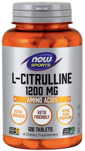 Image of L-Citrulline 1200 mg