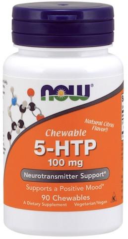 Image of 5-HTP 100 mg Chewable