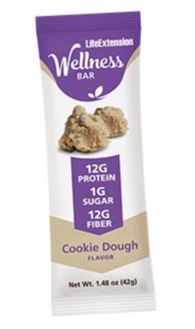 Image of Wellness Bar Cookie Dough