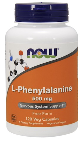Image of L-Phenylalanine 500 mg