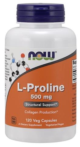 Image of L-Proline 500 mg